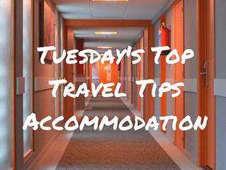 Top Travel Tips for Accommodation