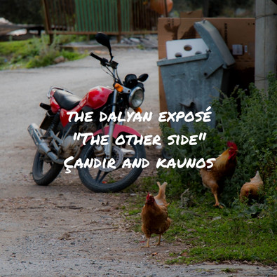 Discovering Dalyan - The Other Side: Kaunos and Çandır