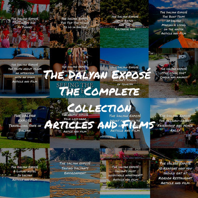 Discovering Dalyan - The Complete Collection