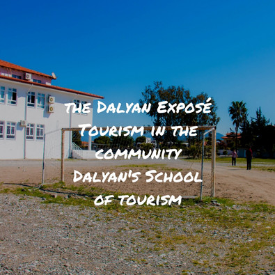 Discovering Dalyan - The School of Tourism in the Community