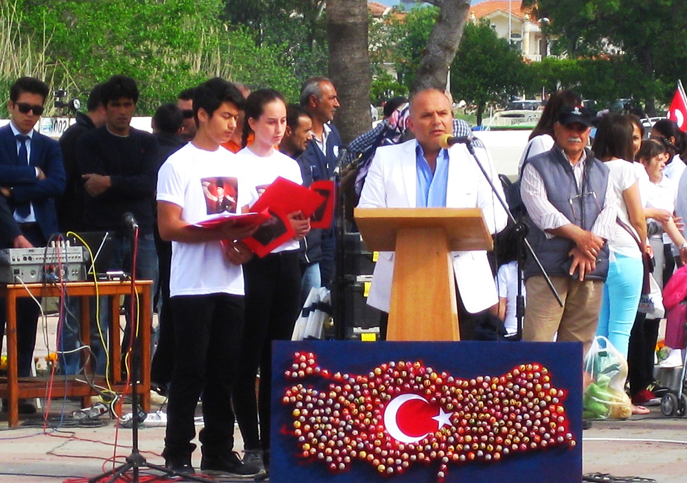Children's Day Speeches in Dalyan