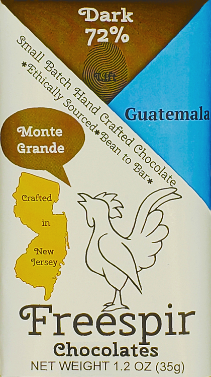 72% Dark- Guatemala