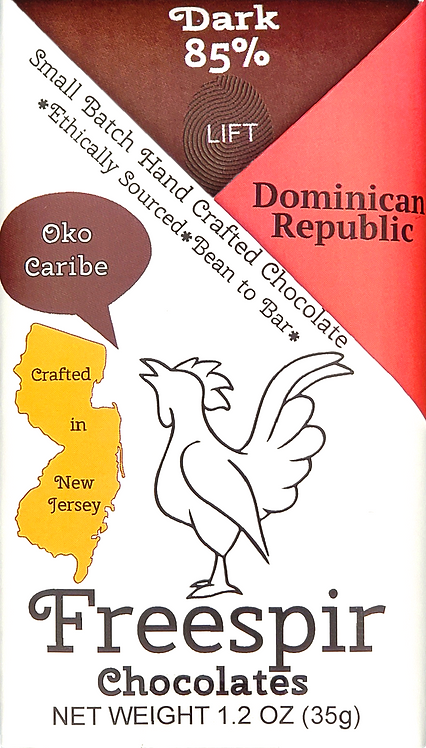 85% Dark Dominican Republic