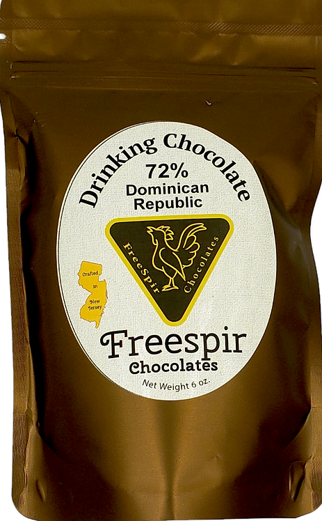Drinking Chocolate Dominican Republic 72%