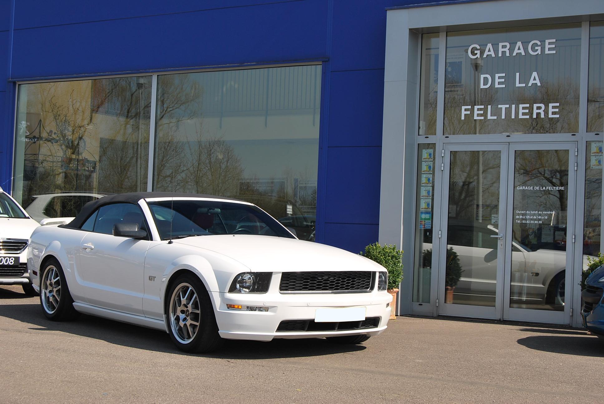 GT CAB 2008