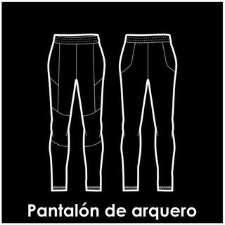 Pantalon de arquero