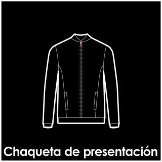 Chaqueta de presentacion