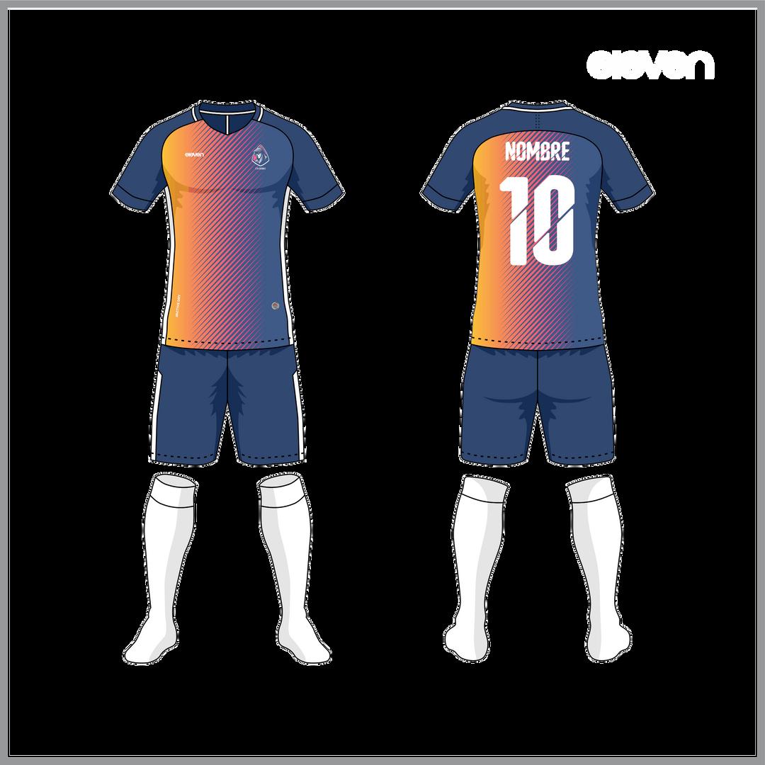 4 Boceto uniforme