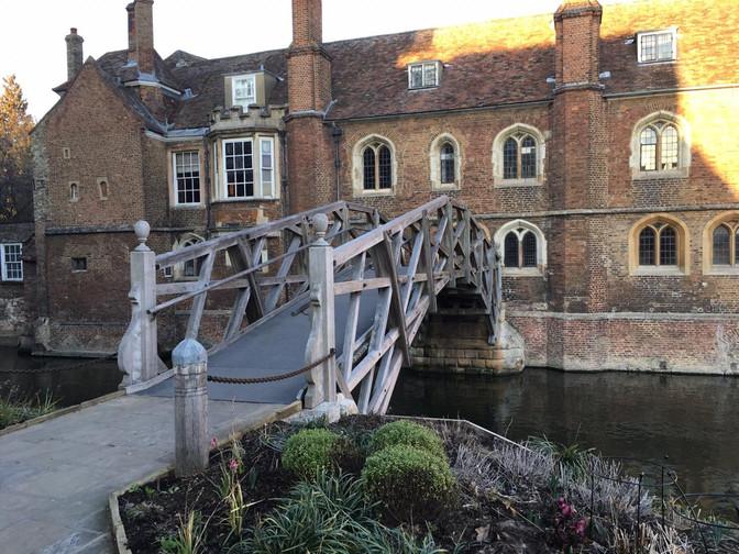 Отзыв Андрея Рейна об обучении в Кембридже