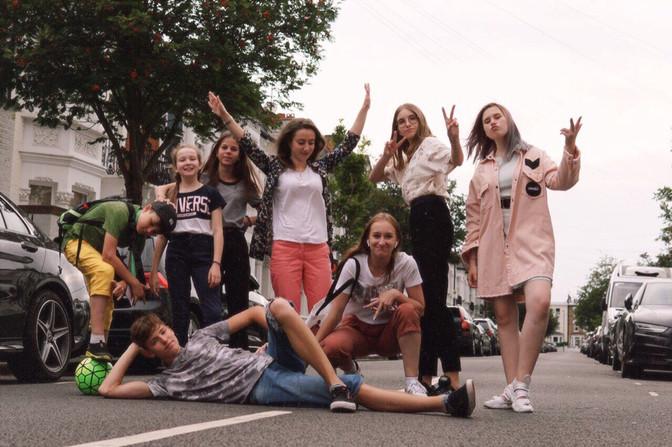 Английские каникулы  Big Ben