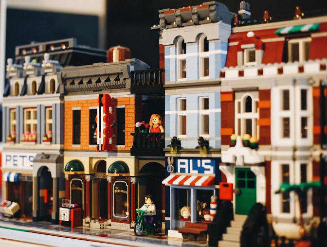 LEGO на английском – верный метод всестороннего развития личности!