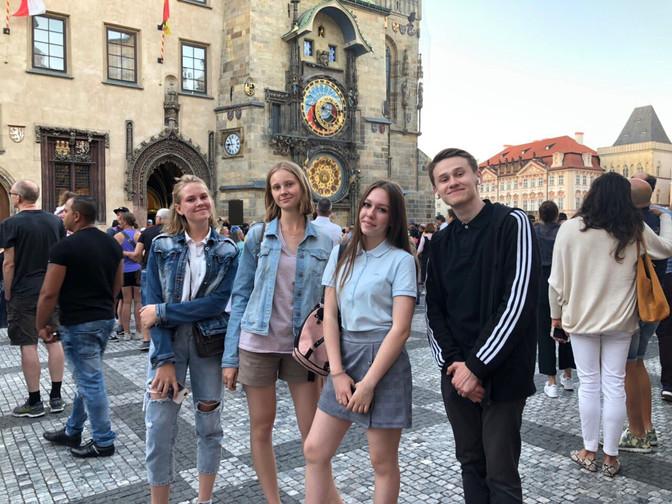 Отзыв о летней поездке в Прагу
