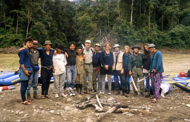 Rio Heath Expedition Team
