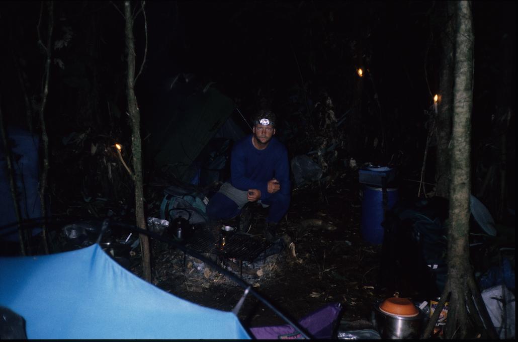 Pickard night camp