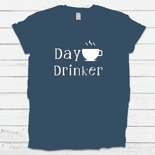 Coffee Day Drinker T-Shirt