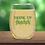 Thumbnail: Christmas Wine Glass
