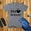 Thumbnail: Coffee Day Drinker T-Shirt