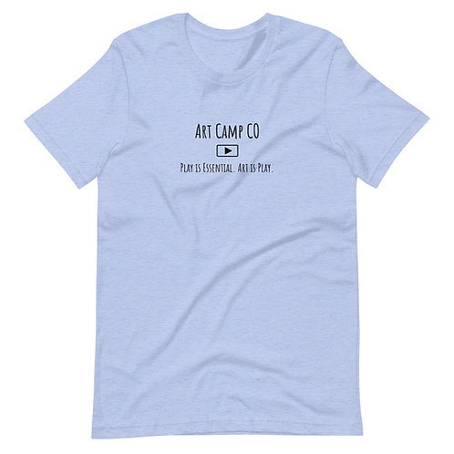 Art Camp CO Official Adult T-Shirt