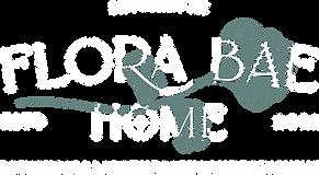 Flora Bae Home Logo_Full Logo Horizontal