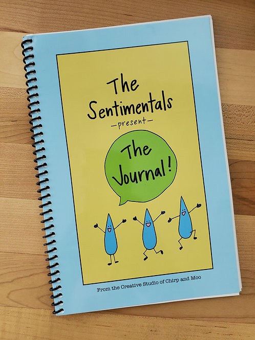 The Journal by The Sentimentals
