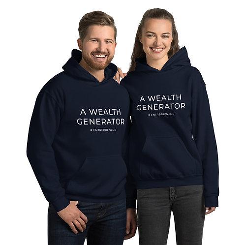 A Wealth Generator - Unisex Hoodie