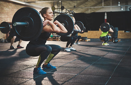 Our Female Lifters
