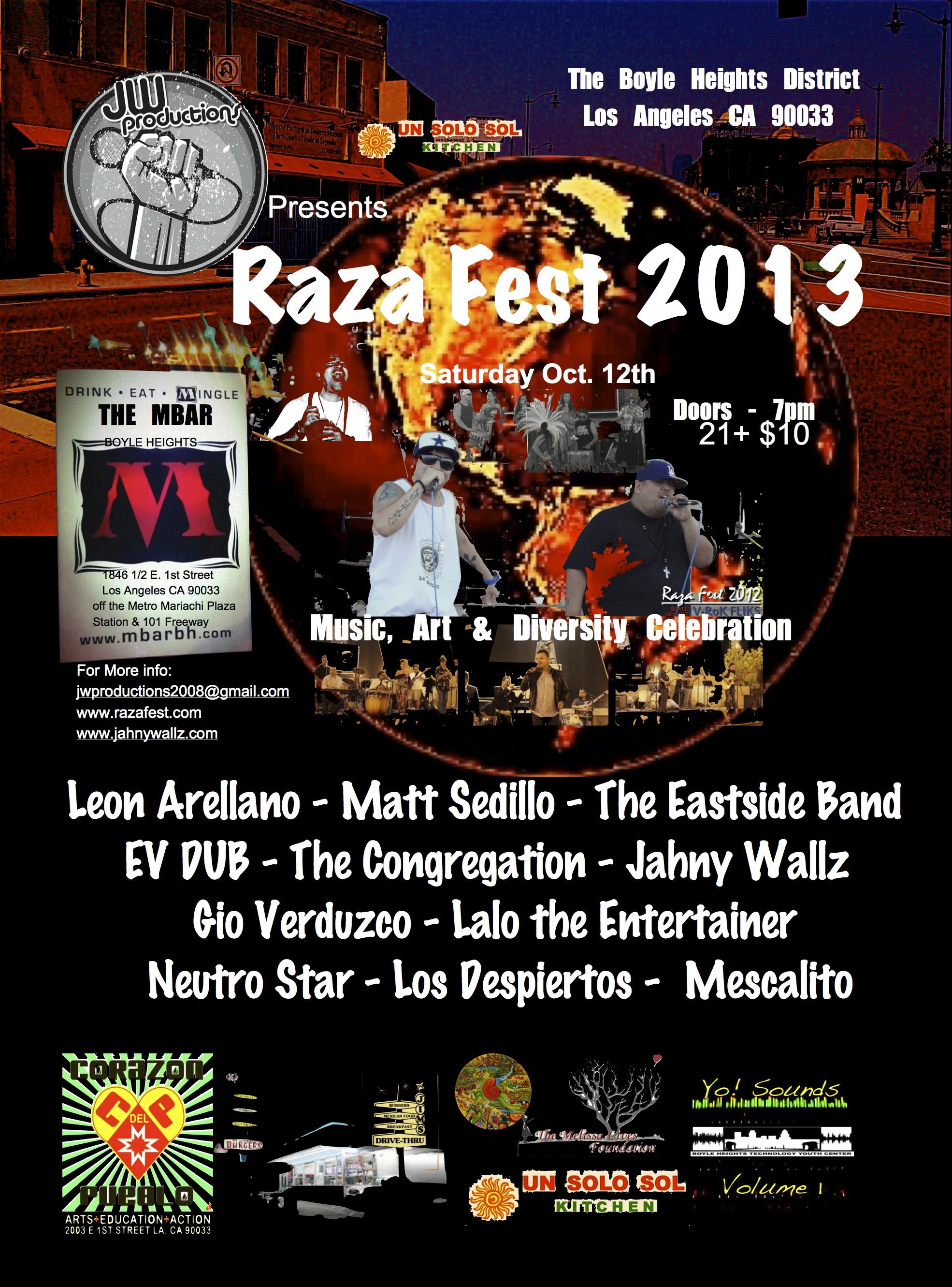 Raza Fest 2013