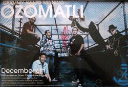 Ozomatli_Show produced by Jahny Wallz_CSU Chico