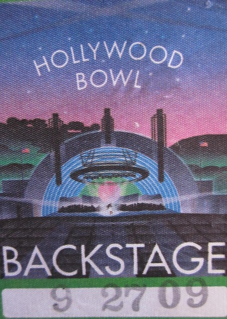 All Access_Hollywood Bowl_Kool and the Gang_Jahny Wallz