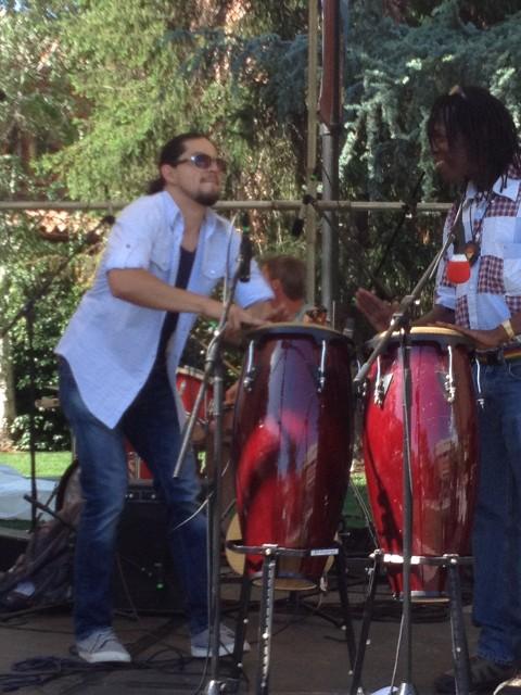 Jahny Wallz LIve_ CSU Chico International Fest 2013