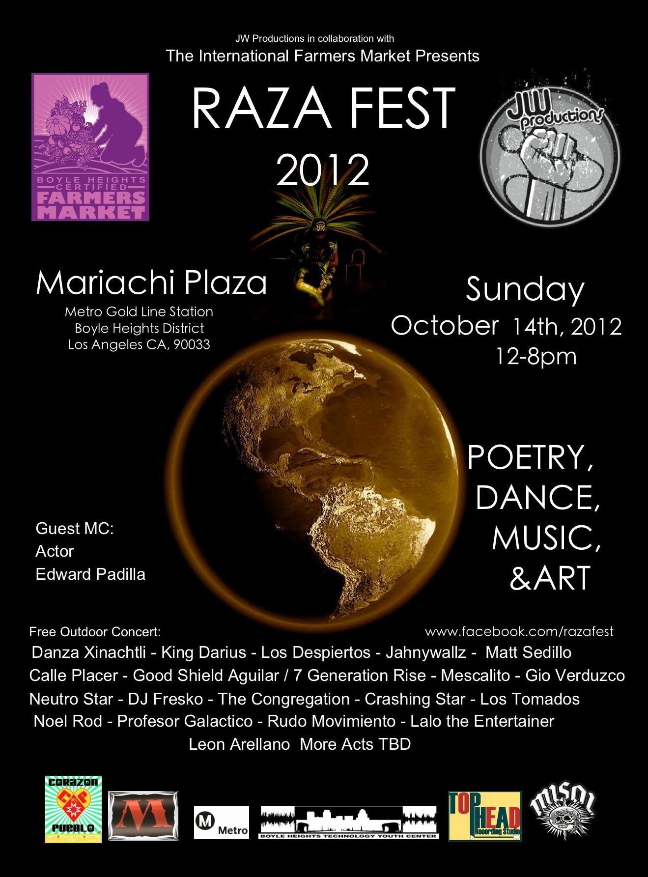 Raza Fest 2012