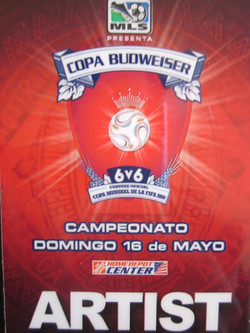 Chivas USA Entertainment_Jahny Wallz