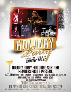 Santana Alumni Band, Jahny Wallz