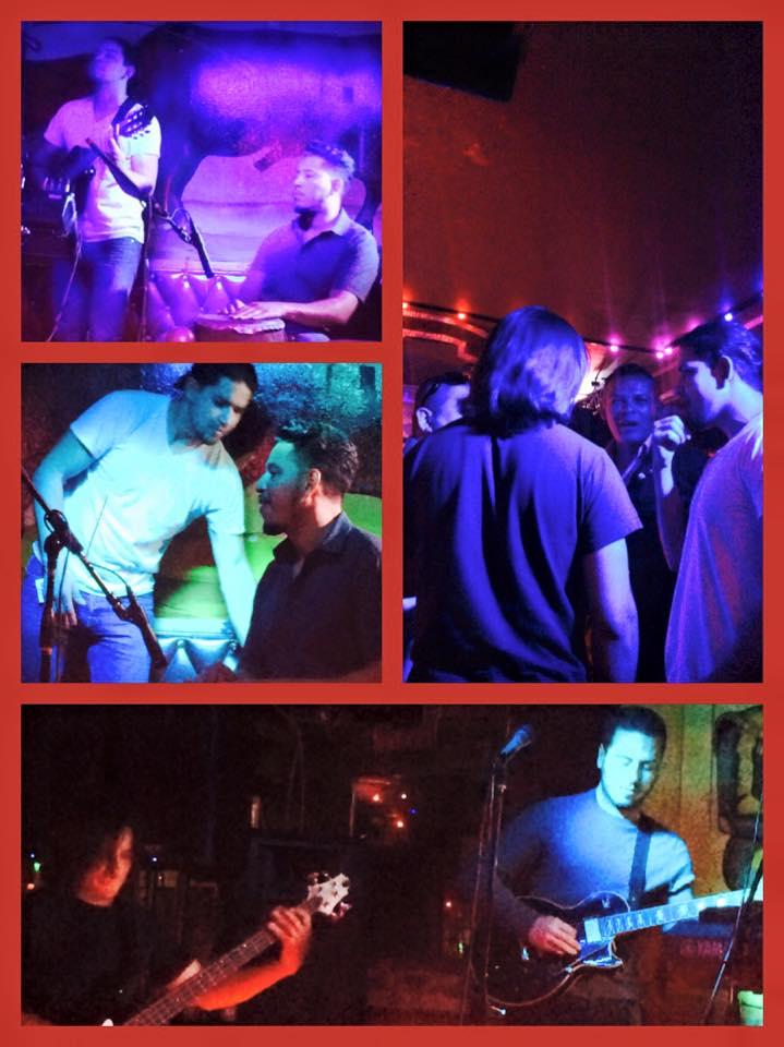 The Eastside Band_La Cita