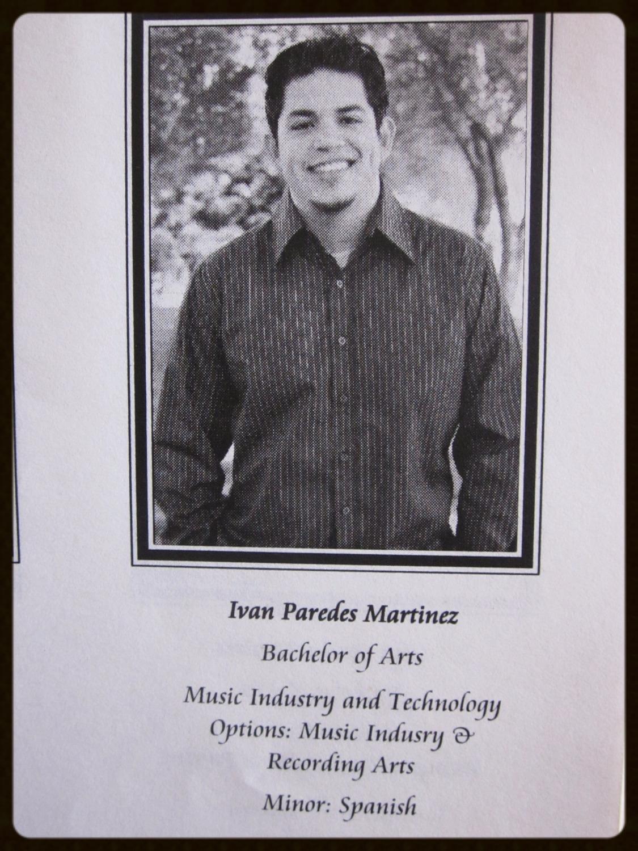 Ivan aka Jahny Wallz_ CSU Chico Grad