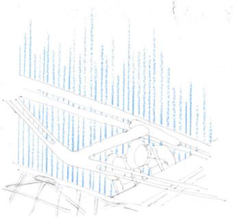 Centre Georges Pompidou, Detail