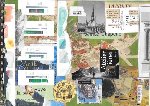 Sketchbook Cover (France 2018)