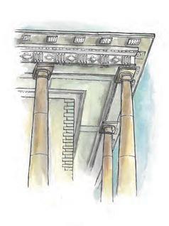 Savannah- Columns