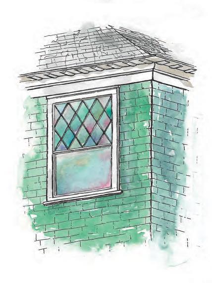 Savannah- Window