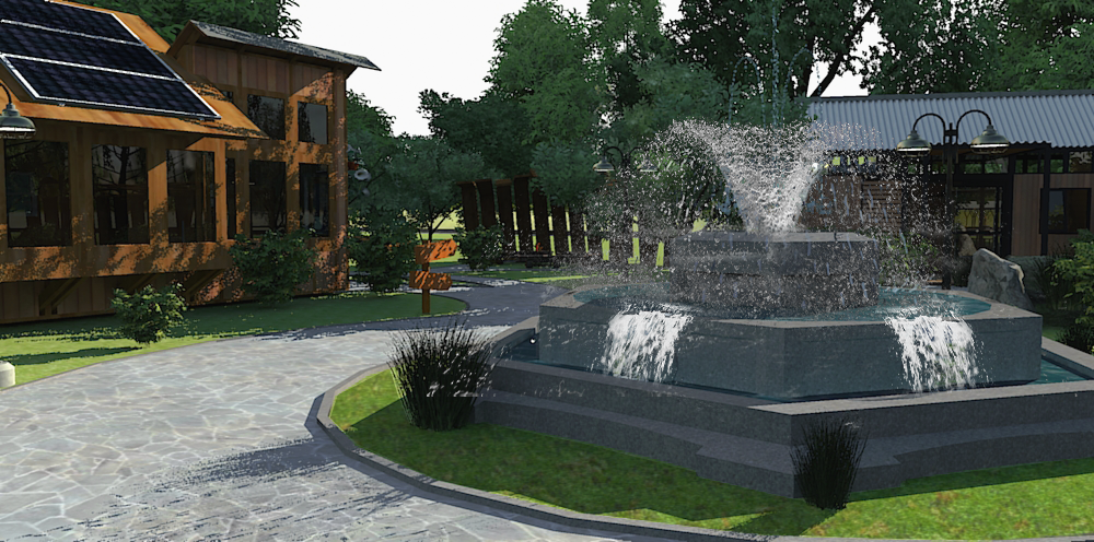 Junction Fountain