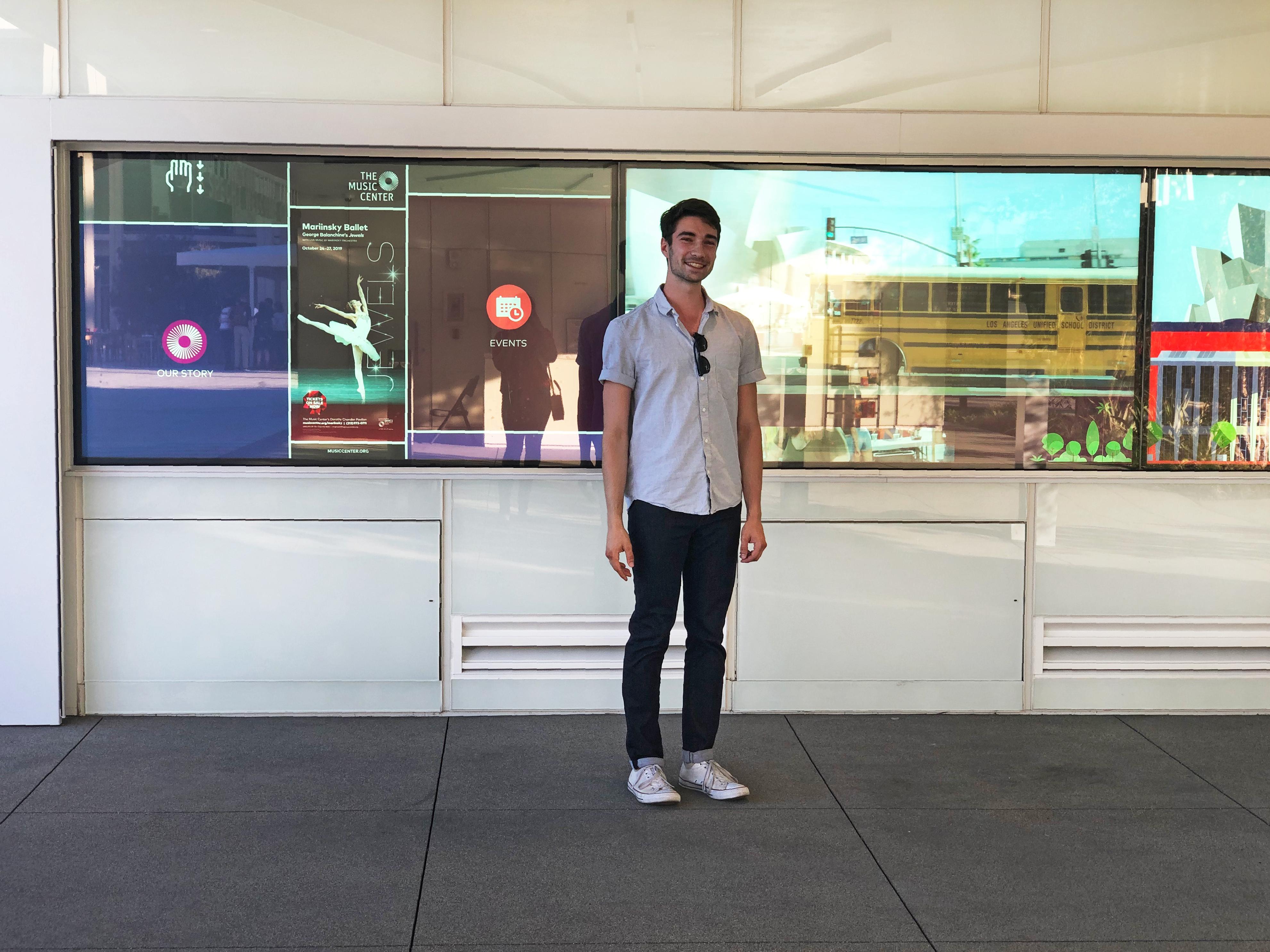 TMC Plaza- Beaudry Interactive