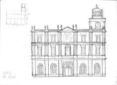 Arles- Hôtel de Ville