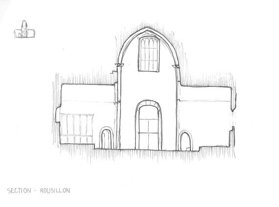 Section- Roussillon
