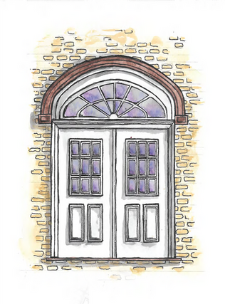 Savannah- Door
