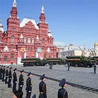 Стоимость парада на Красной площади достигла почти 300 млн руб.