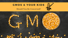 GMOs & Your Kids - Should You Be Concerned?