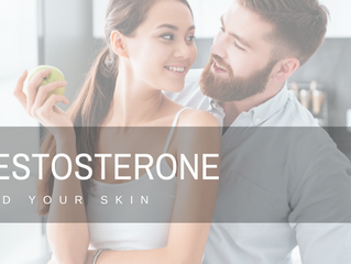 Testosterone & Your Skin