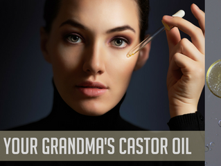 NOT Your Grandma's Castor Oil
