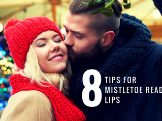 8 Tips for Mistletoe Ready Lips