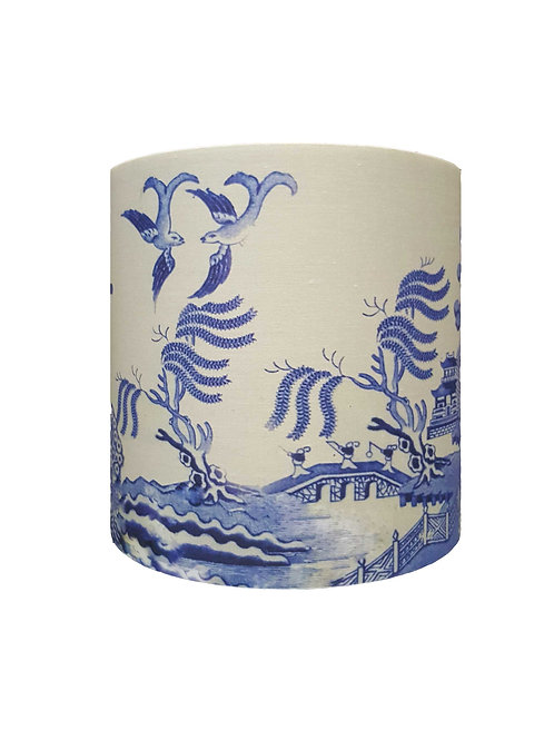 Willow Pattern Lampshade